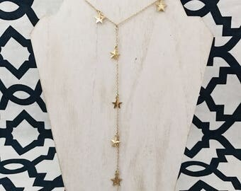 The Lillian  ~Star Y Necklace~