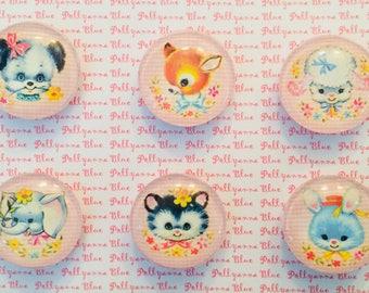 6 Adorable Animal Magnets