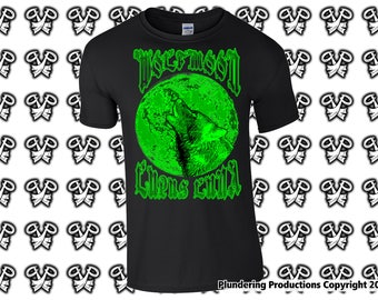 Goth Type O Negative Double Pack Men's T-shirt and Vest Tank Top in Black Sizes Small to 2XLarge Heavy Metal Punk