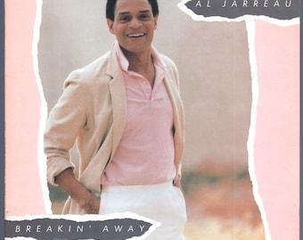 Al Jarreau - Breakin' Away (1981) Vinyl LP  We're In This Love Together
