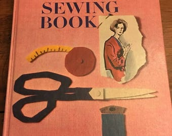 On Sale 25% OFF Vintage 1963 McCall's Sewing Book Complete Guide to Dressmaking Tailoring