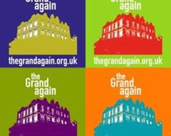 The Grand Again poster - small
