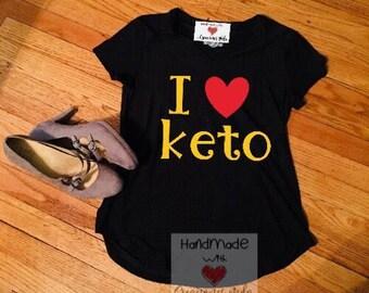 I love KETO