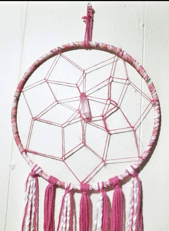 Princess Pink Dream Catcher