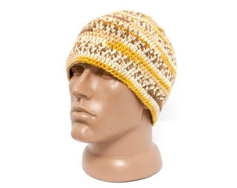 Slouch hat Unisex hat Mens hat Winter hat Hippie hat Warm hat Warm accessories Gifts for Him Gifts for boyfriend Gifts for Dad