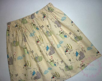 Peter Rabbit skirt - Beatrix Potter skirt - bunny skirt - baby girls clothing - matching birthday outfit - summer clothes *0-6 years*
