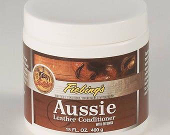 Aussie Leather Conditioner Fiebings 15oz