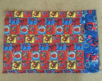 Spiderman Standard Pillowcase