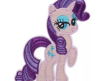 My Little Pony Iron On Patch