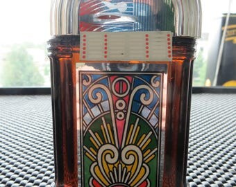 Avon Bottle Juke Box Wild Country After Shave