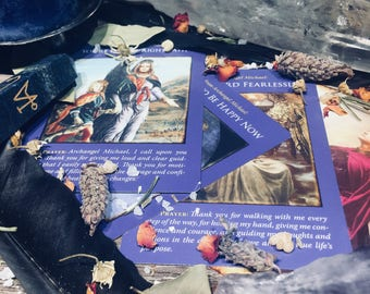 Archangel Michael Oracle Card Reading