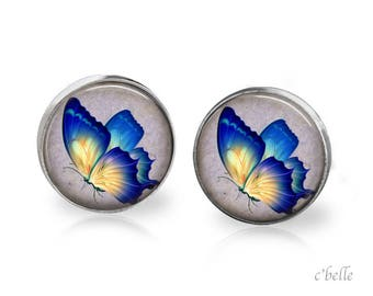 Earrings Butterfly 20