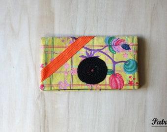"""Door-checkbook """"Tak"""" printed patterns"""