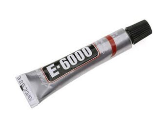 E6000 Adhesive, 0.18 Ounce Tube, Wholesale Adhesive, Jewelry Cement, USA Seller, Fast Shipping (A102)