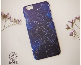 Phone Case - Celestial Map (iPhone & Samsung Galaxy)