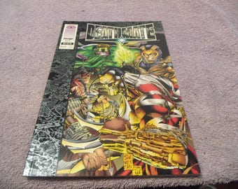 1993 Deathmate Black (SEPT ) Image Comics /Comic Book