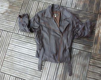 jacket/blazer real leather