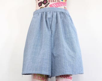 SALE* Vintage pleated shorts 70s