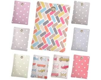 9 Designs // iPad Case, iPad Mini Sleeve, Kindle Paperweight Case, Kindle Fire Sleeve, Nook Cover, Kobo Case