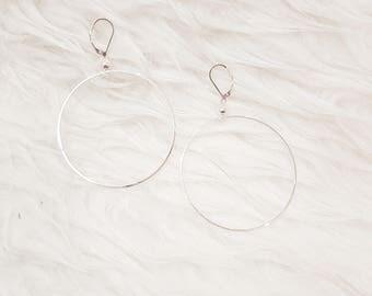 Earrings years 60'