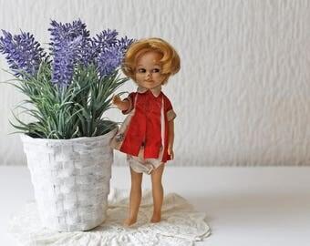 Vintage Googly Eyed Doll