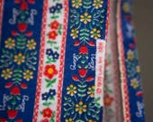 Vintage flannel fabric wi...