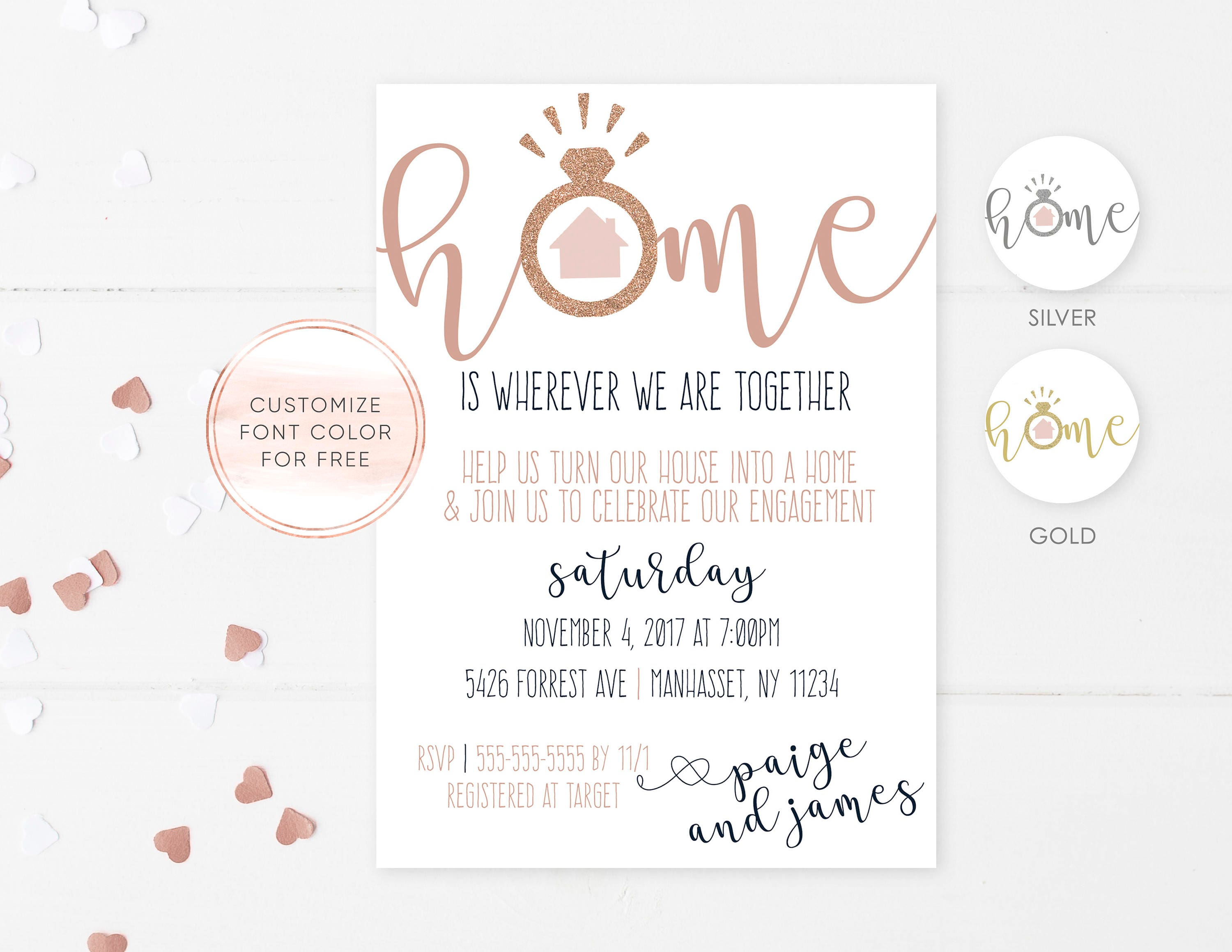 Housewarming Invitation Wording Google Search combo welder cover