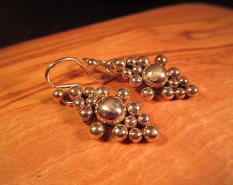 Sterling Silver Artie Yellowhorse Earrings