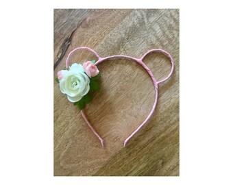 Cub Bear Ear Headband