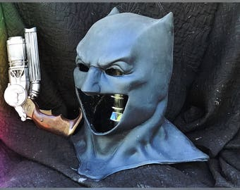 Batman Justice League Cowl