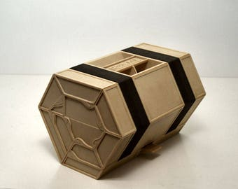 Rolykit Dutch design, unique system storage box, 1970s