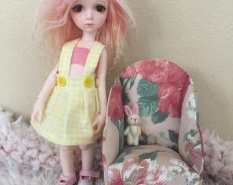 YoSD Yellow skirt