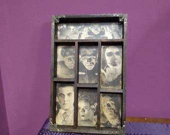 Universal Monsters Mod.1 Cabinet of Curiosities