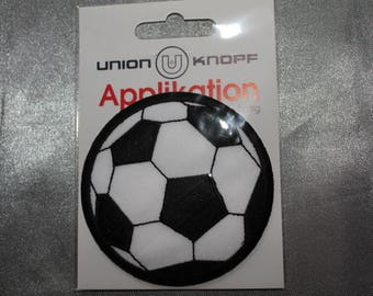 applique ball, football, ironing or sewing
