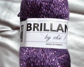 ball purple shine 407