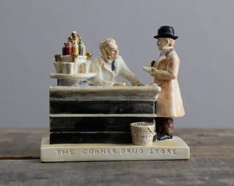 Sebastian Miniatures | The Corner Store | Signed | Necco Sweets