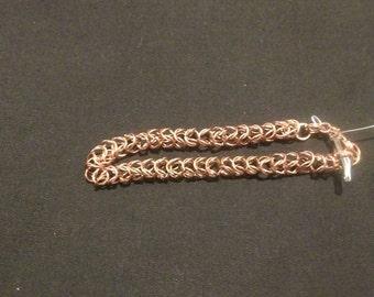 Box Chain, Chain Maille Bracelet