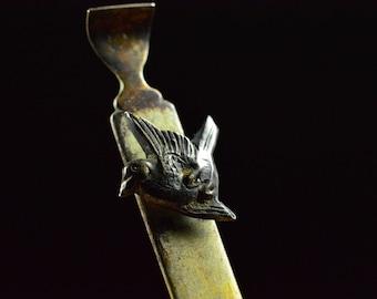Antique Kanzashi Japanese | Antique bird Kanzashi Japanese | Antique Kanzashi Japanese bird | Bird Antique Kanzashi Japanese | kanzashi bird