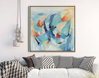Abstract Print, Large Wall Art, Modern Abstract Print, Giclee Print, Contemporary Art, Home Decor, Wall Decor