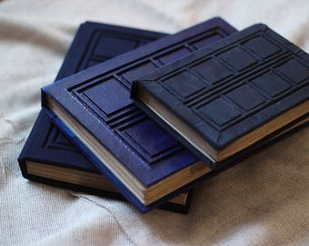 A6, River Song's Journal, River Song's Book , Tardis Notebook, Doctor Who