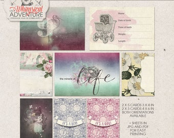 Memory Book Ideas, Pregnancy Journaling, Pocket Cards Printing, Newborn Baby Pictures, 9 Months, Stork And Baby Clipart, Expectant Parents