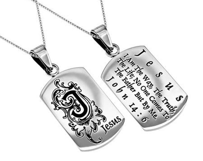 """Absolute Necklace """"Way Truth Life"""""""