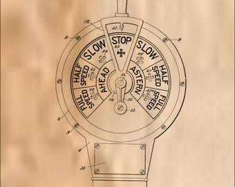 Marine Telegraph Patent #1367258 dated Feb. 1, 1921.