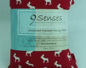 Handcrafted Flaxseed & Lavender Handy Pillow