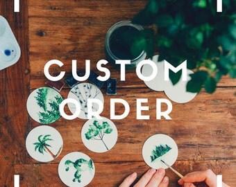 Custom Order, Painting, Acrylic Art, Handmade, Commission, Inspirational Artwork, Bedroom Decor, Home Decor, Original Artwork