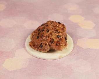 "Handmade Miniature Food for DollHouse 1/6 ""Chicken"""
