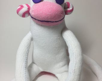 Customizable Sock Monkeys