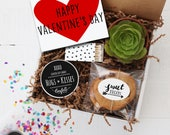 Happy Valentine's Day Gift Box | Boyfriend Gift | Girlfriend Gift | Valentine's Day Gift | Thinking of You Gift