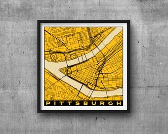 Steelers Wall Art steelers art | etsy