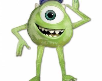 Monsters University Inc. ''Mike Wazowski'' AirWalkers Balloon 1ct
